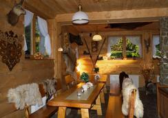 Pensjonat u Ani - Zakopane - Restaurante