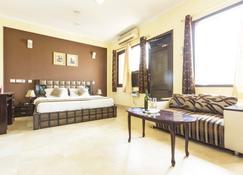 Olive Serviced Apartments Gurgaon - Gurugram - Sala de estar