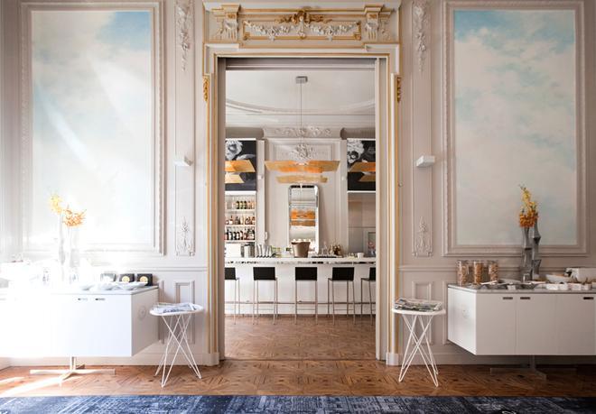 C2 Hôtel - Marsiglia - Bar