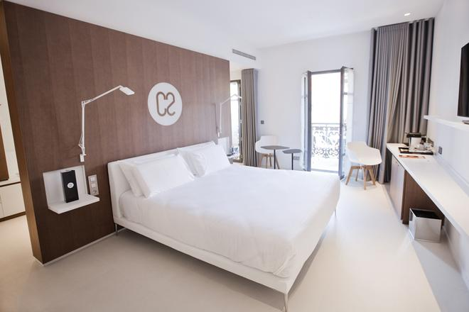 C2 Hôtel - Marsiglia - Camera da letto