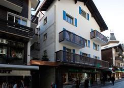 Hotel Garni Testa Grigia - Zermatt - Toà nhà