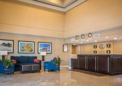 Comfort inn & Suites Huntington Beach - Huntington Beach - Σαλόνι ξενοδοχείου