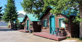 Moose Creek Cabins - ווסט ילוסטון