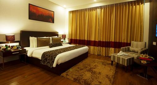 Humble Hotel Amritsar - Amritsar - Makuuhuone