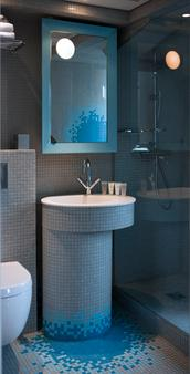Nell Hotel & Suites, Bw Premier Collection - Pariisi - Kylpyhuone