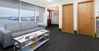 KEF Guesthouse by Keflavík airport - Keflavik - Hall