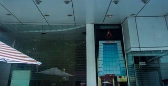 Amby Inn - Neu-Delhi - Gebäude