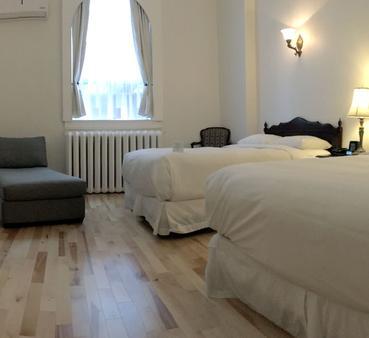 Hotel Ambrose - Montreal - Makuuhuone