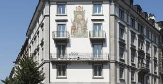 Hotel Scheuble - Zurique - Edifício
