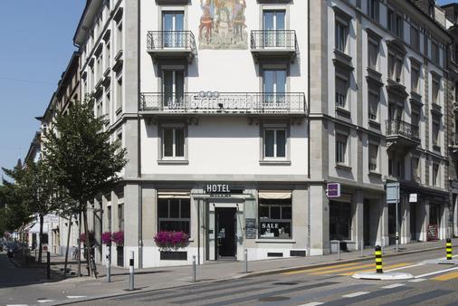 Hotel Scheuble - Zurich - Toà nhà