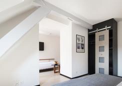 斯科伍堡酒店 - 蘇黎世 - 蘇黎世 - 臥室