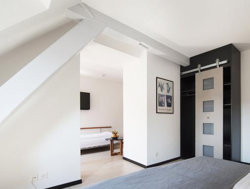 Hotel Scheuble - Zurich - Phòng ngủ