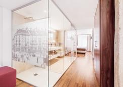 斯科伍堡酒店 - 蘇黎世 - 蘇黎世 - 浴室