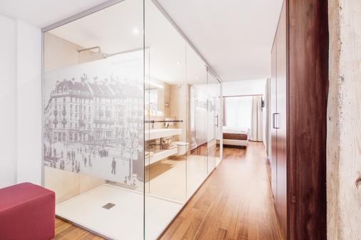 Hotel Scheuble - Zurich - Phòng tắm