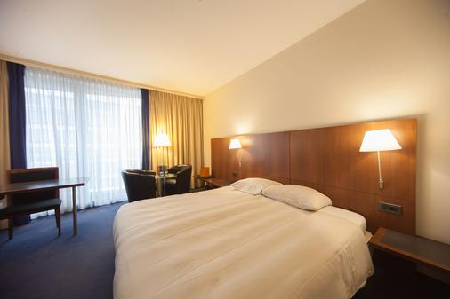 布魯塞爾伯萊蒙特西爾肯酒店 - 布魯塞爾 - 布魯塞爾 - 臥室