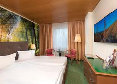 AHORN Waldhotel Altenberg - Altenberg - Schlafzimmer