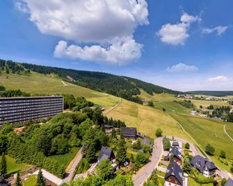 AHORN Hotel Am Fichtelberg - Oberwiesenthal - Utsikt