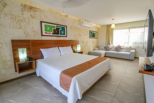 Grand Fifty Suites - Playa del Carmen - Phòng ngủ