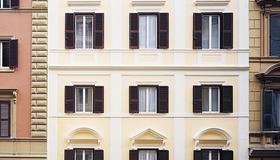The Bailey's Hotel - Rome - Building