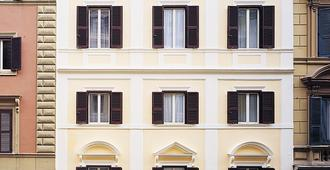 The Baileys Hotel - Rome - Roma - Edificio