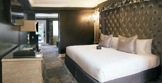 Hotel Ballard - Seattle - Bedroom