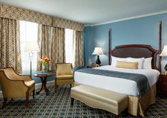 法蘭西斯馬里恩酒店 - 查爾斯頓 - 查爾斯頓 - 臥室