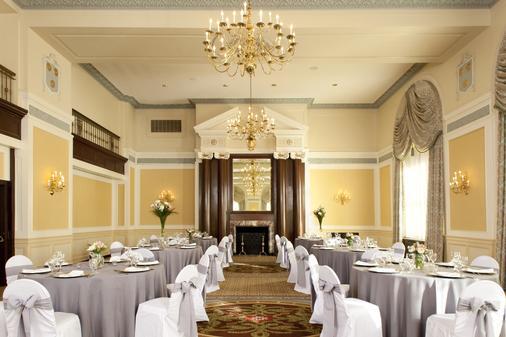 法蘭西斯馬里恩酒店 - 查爾斯頓 - 查爾斯頓 - 宴會廳