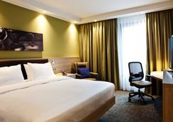 Hampton by Hilton Aachen Tivoli - Aachen - Phòng ngủ