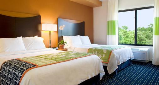 華盛頓特區萬豪費爾菲爾德套房酒店 - 華盛頓 - 華盛頓 - 臥室