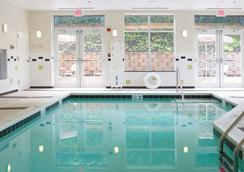 華盛頓特區萬豪費爾菲爾德套房酒店 - 華盛頓 - 華盛頓 - 游泳池