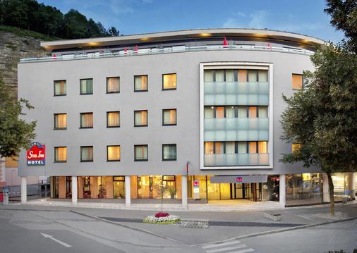 Comfort Hotel, Star Inn Salzburg - Σάλτσμπουργκ - Κτίριο