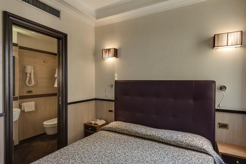 Hotel Borromeo - Rom - Schlafzimmer