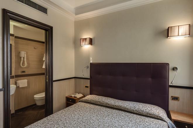 Hotel Borromeo - Rome - Phòng ngủ