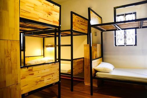 Ga Hostel - Hà Nội - Phòng ngủ