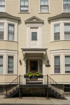 Cleveland House - Newport - Κτίριο