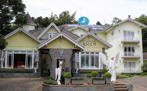 Pousada dos Anjos - Canela - Κτίριο