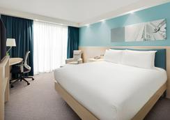 倫敦碼頭區希爾頓歡朋酒店 - 倫敦 - 臥室