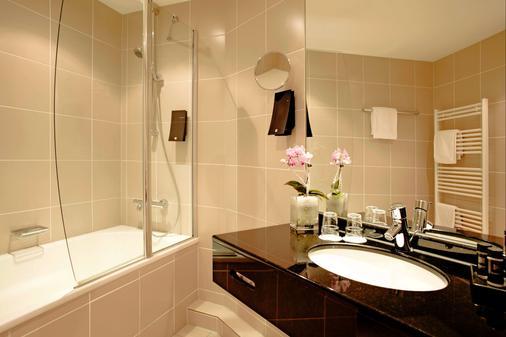 The Rilano Hotel Hamburg - Hamburg - Bathroom