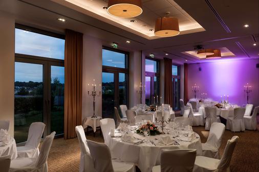 The Rilano Hotel Hamburg - Hamburg - Banquet hall