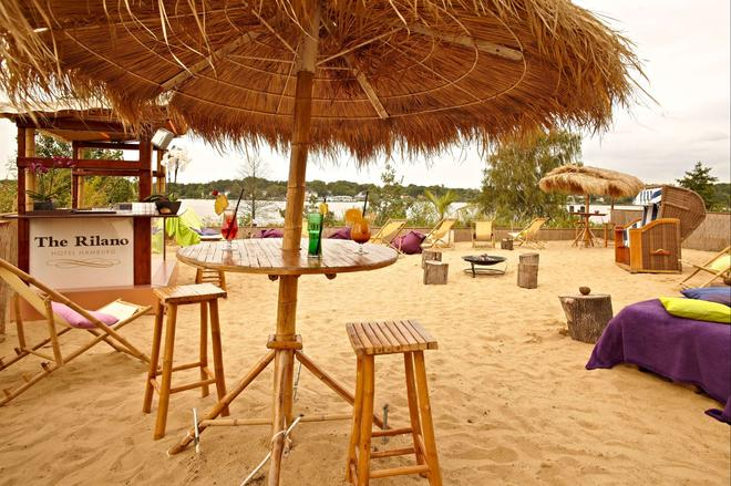 漢堡里拉諾酒店 - 漢堡 - 漢堡 - 海灘