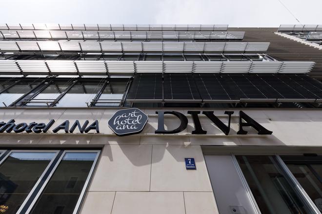 Arthotel Ana Diva Munich - Múnich - Edificio