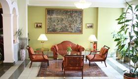 Arthotel Ana Gala - Viena - Recepción