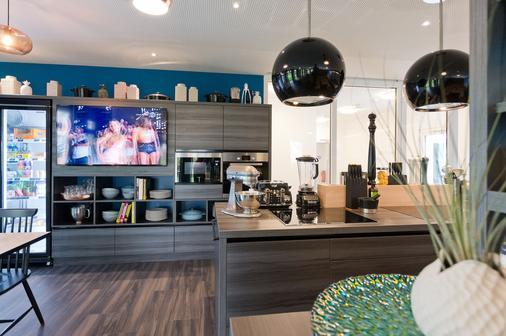 Arthotel Ana Living - Böblingen - Buffet