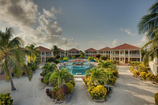 Belizean Shores Resort - San Pedro Town - Building