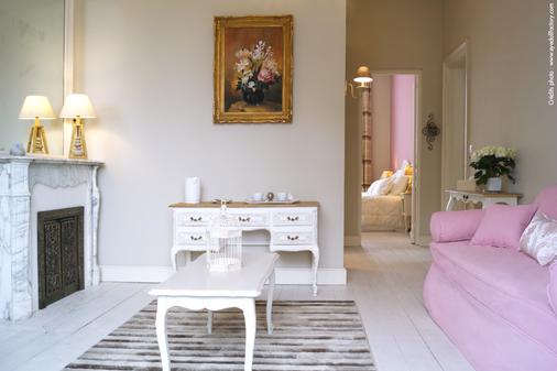 B&B Lille aux Oiseaux - Lille - Living room