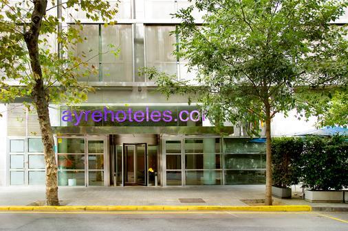 Ayre Hotel Caspe - Barcelona - Rakennus