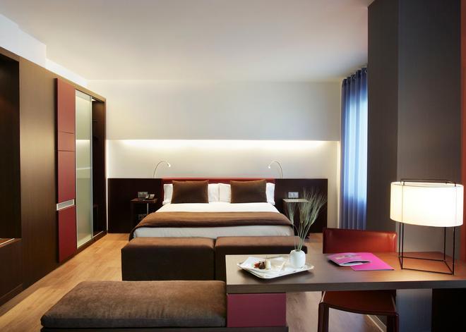 Ayre Hotel Gran Via - Барселона - Спальня