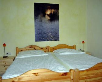Haus Hohe Liebe - Bad Schandau - Schlafzimmer