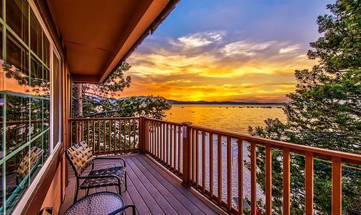 Tahoe Beach and Ski Club - South Lake Tahoe - Balcony