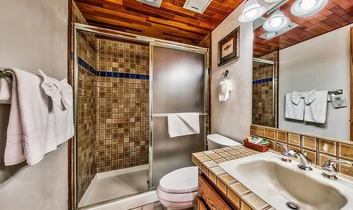 Tahoe Beach and Ski Club - South Lake Tahoe - Bathroom